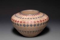 Basket Vase by Melody Lane