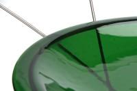 Birdbath-green-detail by Melody Lane