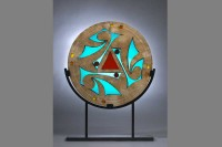 Anasazi Window Sculpture by Melody Lane