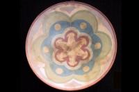 Arrow Mandala Platter by Melody Lane
