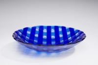 Fused Glass Fruitbowl by Melody Lane